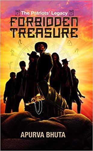 Book Review:The Patriots Legacy: Forbidden Treasure