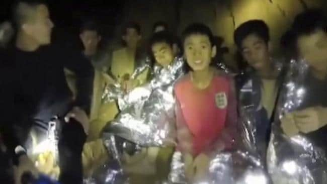 You are currently viewing Staying not just alive but keeping the smile alive during the Thai cave rescue is a victory of parenting!!!!
