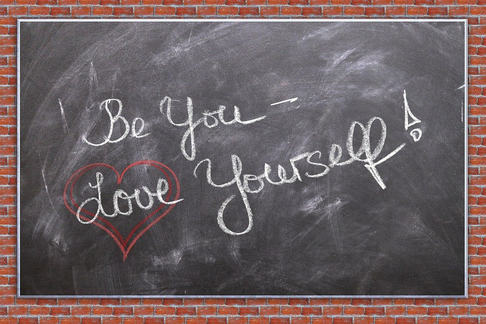 Love yourself….