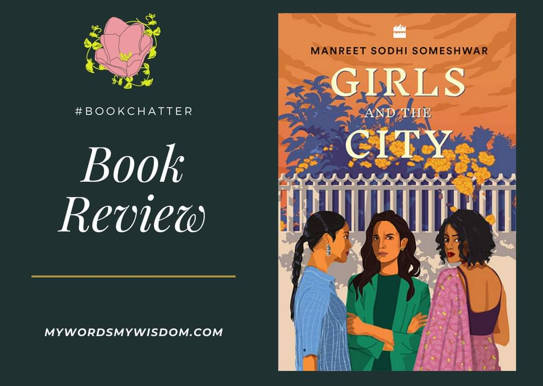 Story of Revenge, Rivalary and secrets. #bookchatter Girls and the City #BookReview