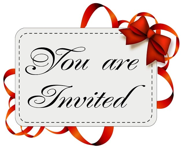 Destined, The most awaited invitation #BlogchatterA2Z