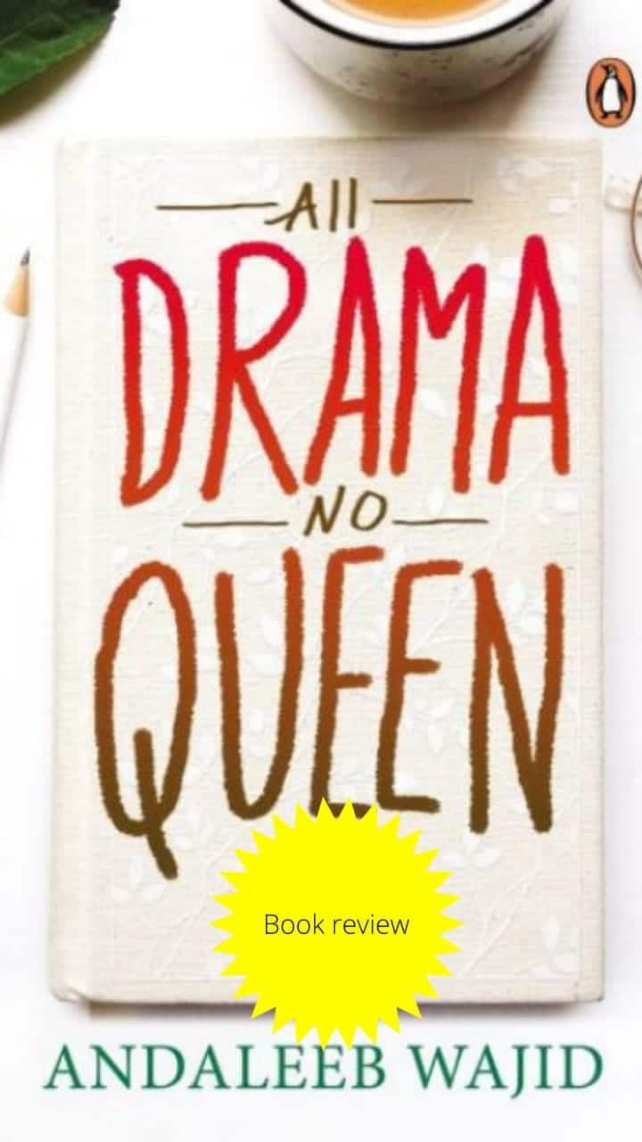 Read more about the article All Drama No Queen #BookReview #bookChatter