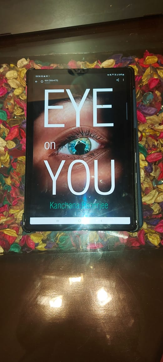 Read more about the article A 5 star rated crime thriller Eye on You